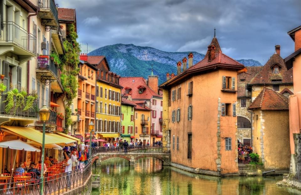 Venise à Annecy