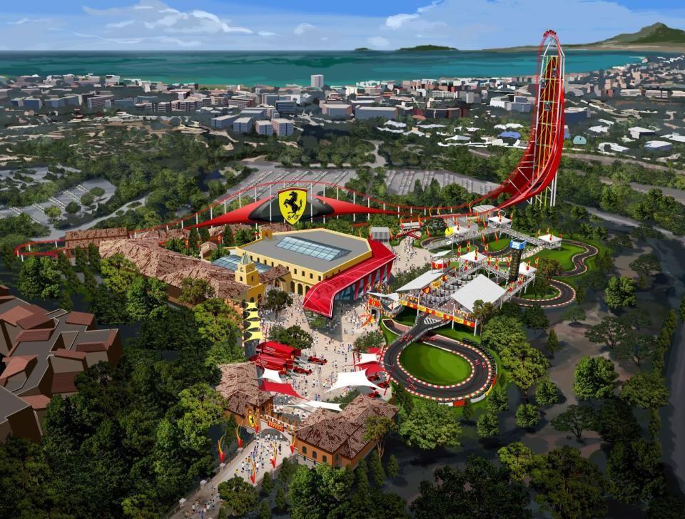 parc attraction milan