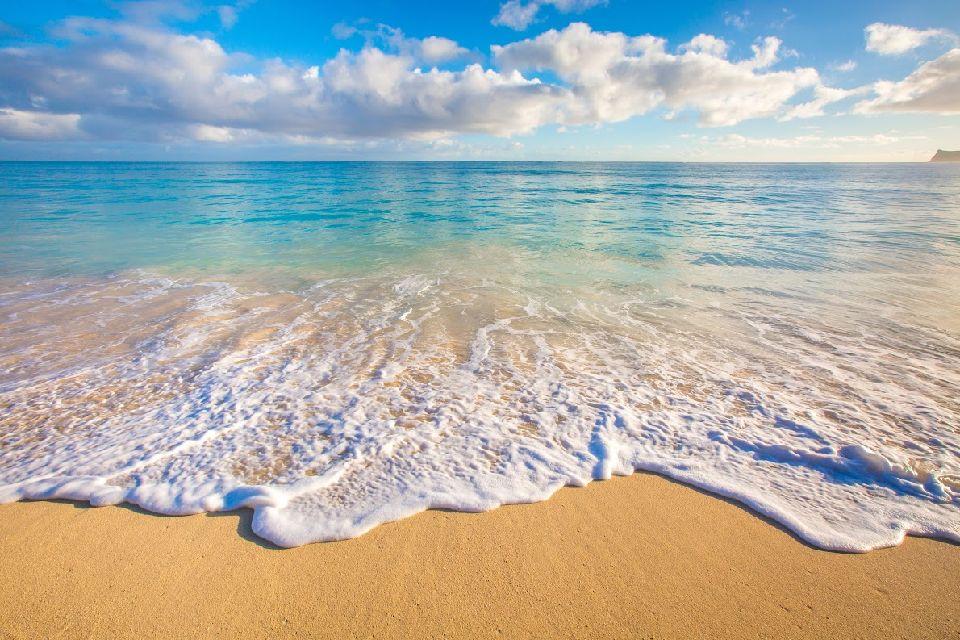 # Sandy Beach, Hawaï (Océan Pacifique)