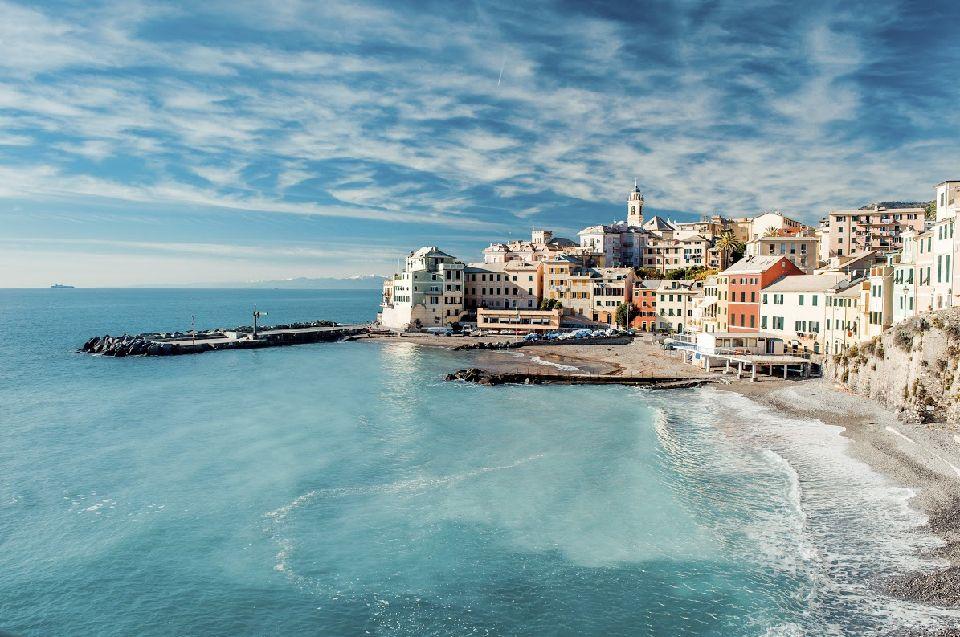 # Bogliasco, Italie (Méditerranée)