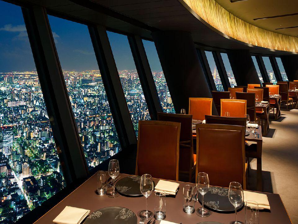 Les Plus Beaux Restaurants Panoramiques Du Monde Easyvoyage