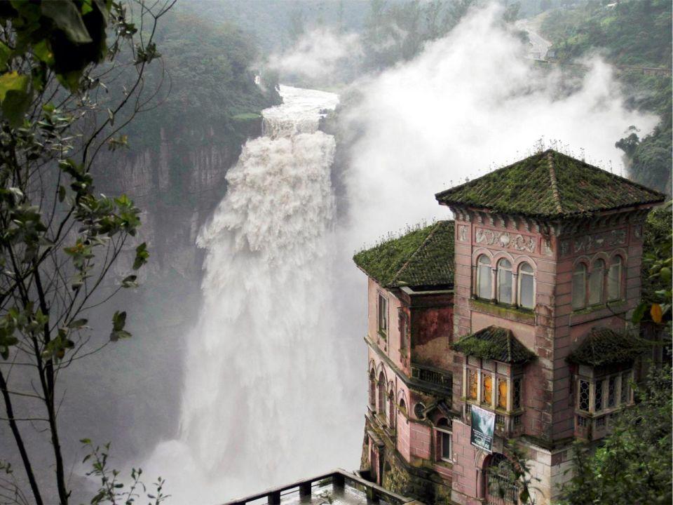 2 - Hôtel del Salto, Colombie