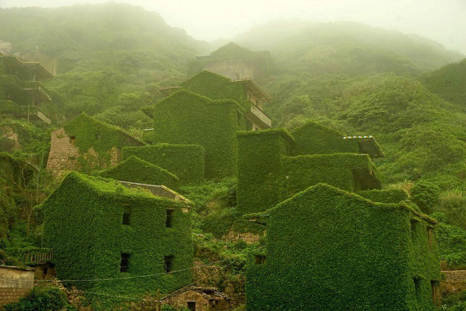 3 - Gougi (ou Gouqi) Island, Chine