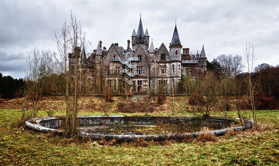 4 - Château de Noisy, Belgique