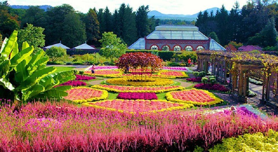 Rose Garten, Portland