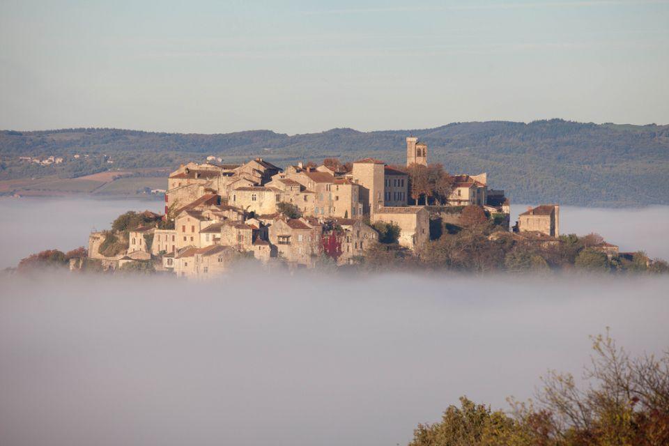 Cordes sur Ciel (Francia)