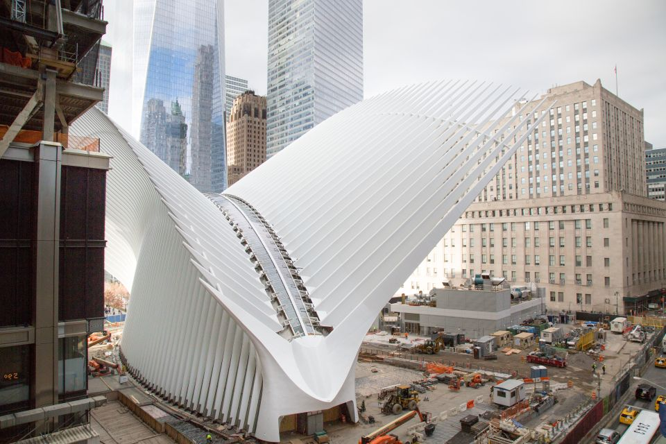 World Trade Center Ouverture De La Gare La Plus Ch 232 Re Du