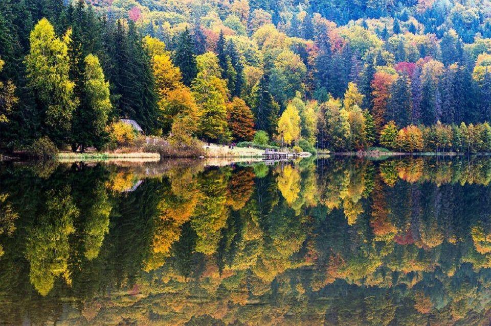 #2 Sankt-Anna-See, eine beliebte Sehenswürdigkeit