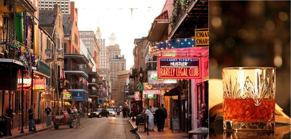 4 - Un Sazerac à la Nouvelle-Orléans