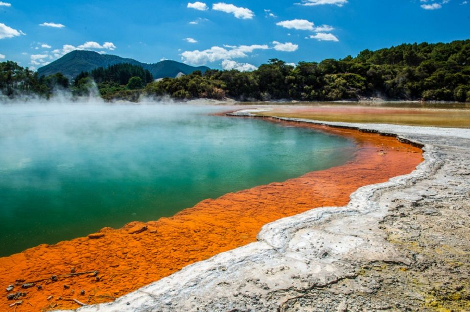 Wai-O-Tapu Thermal Wonderland, Neuseeland