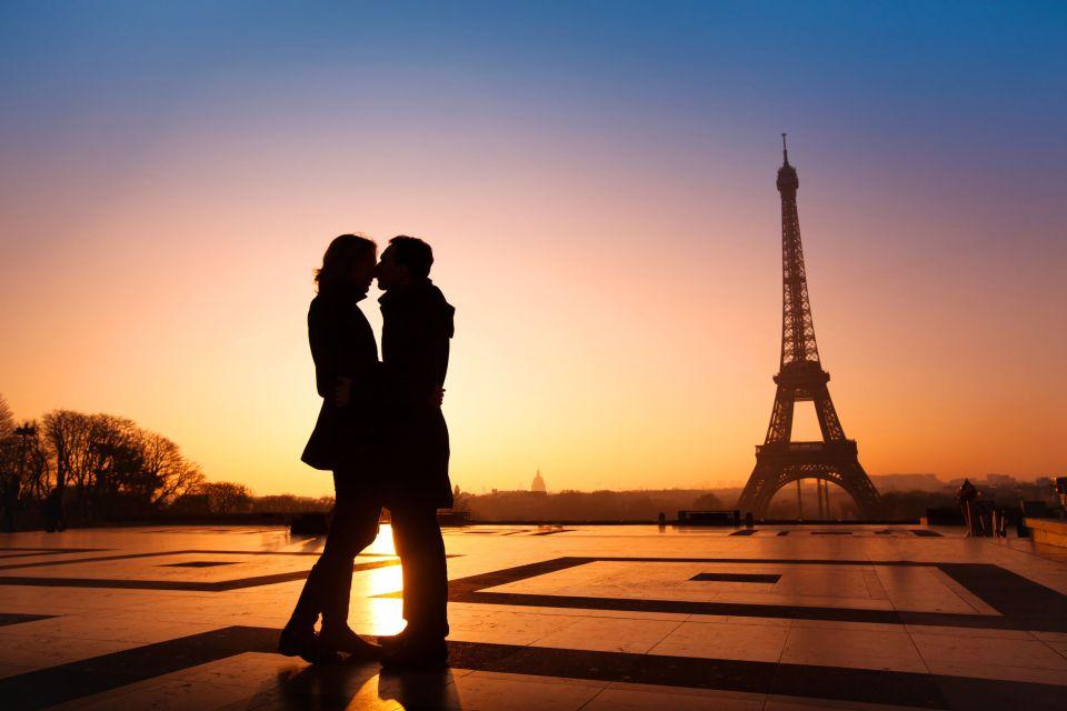 Paris, une ville romantique selon les Américains