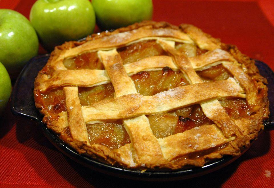 Apple Pie, USA