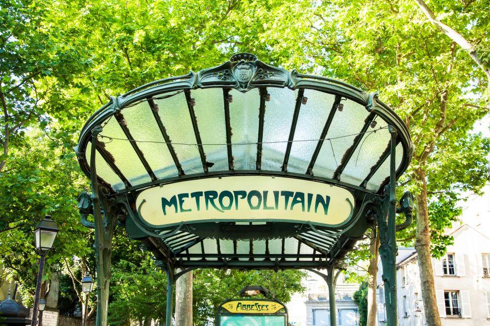 Le métro à Paris selon les Américains