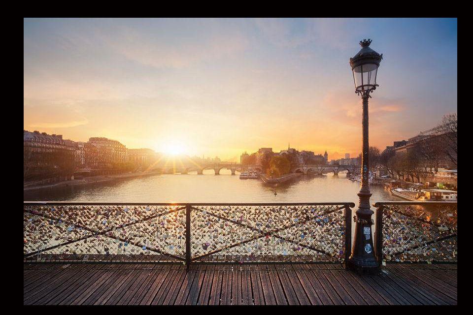 Faites entrer le soleil dans votre vie en 20 clich s easyvoyage - Pont des arts hong kong ...