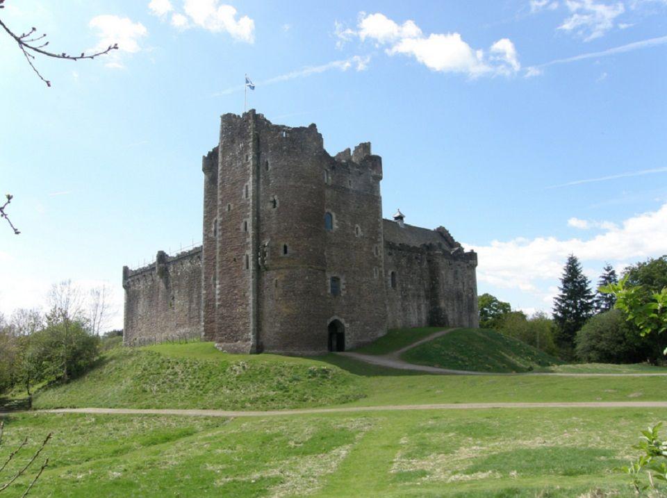 Doune Castle, Schottland