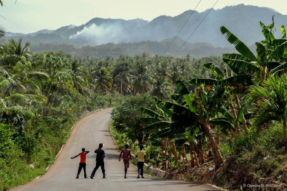 Sur la route de Rincón
