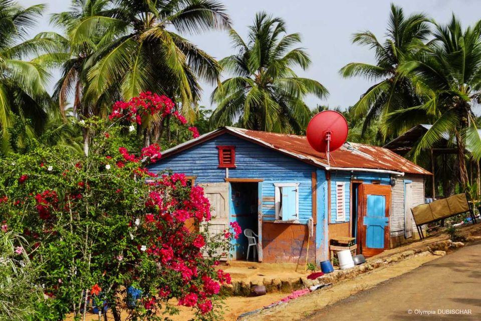 La casa tipica ou la maison typique