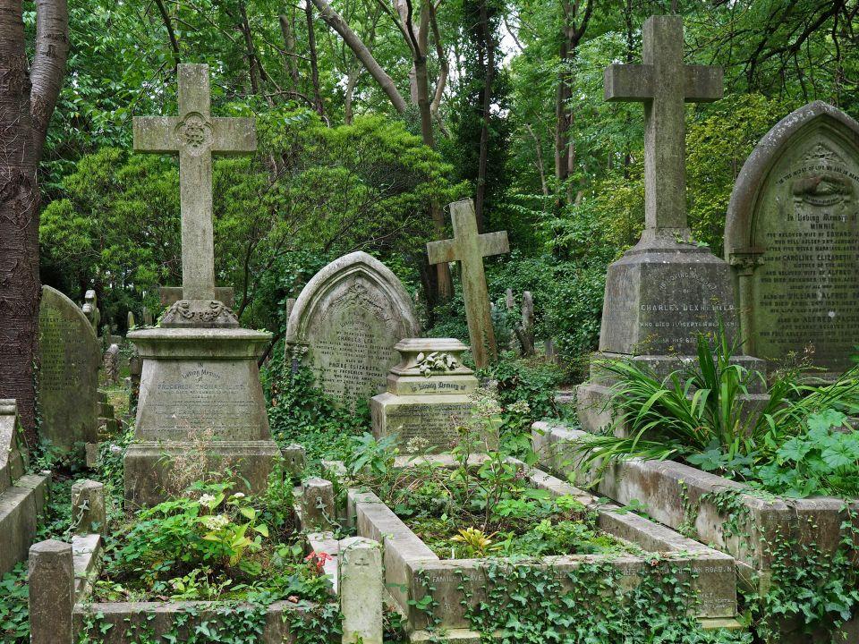 Le cimetière de Highgate