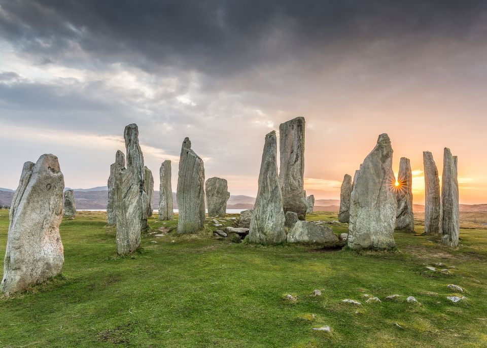 The Callanish Stones, Outer Hebrides
