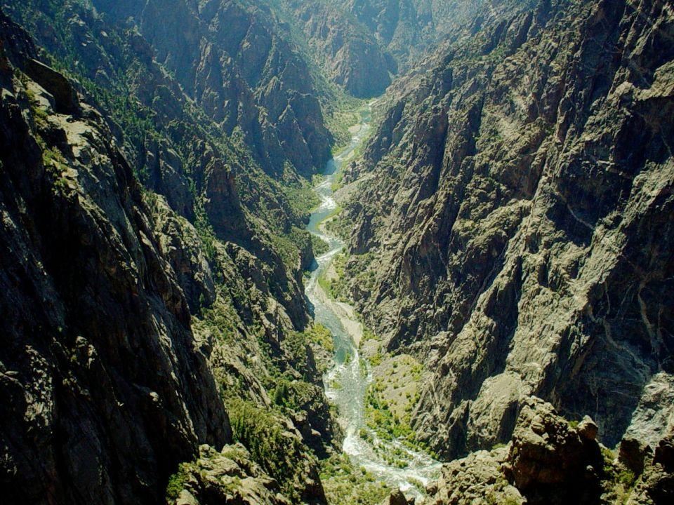 Black Canyon of the Gunnison National Park, Gunnison, Colorado