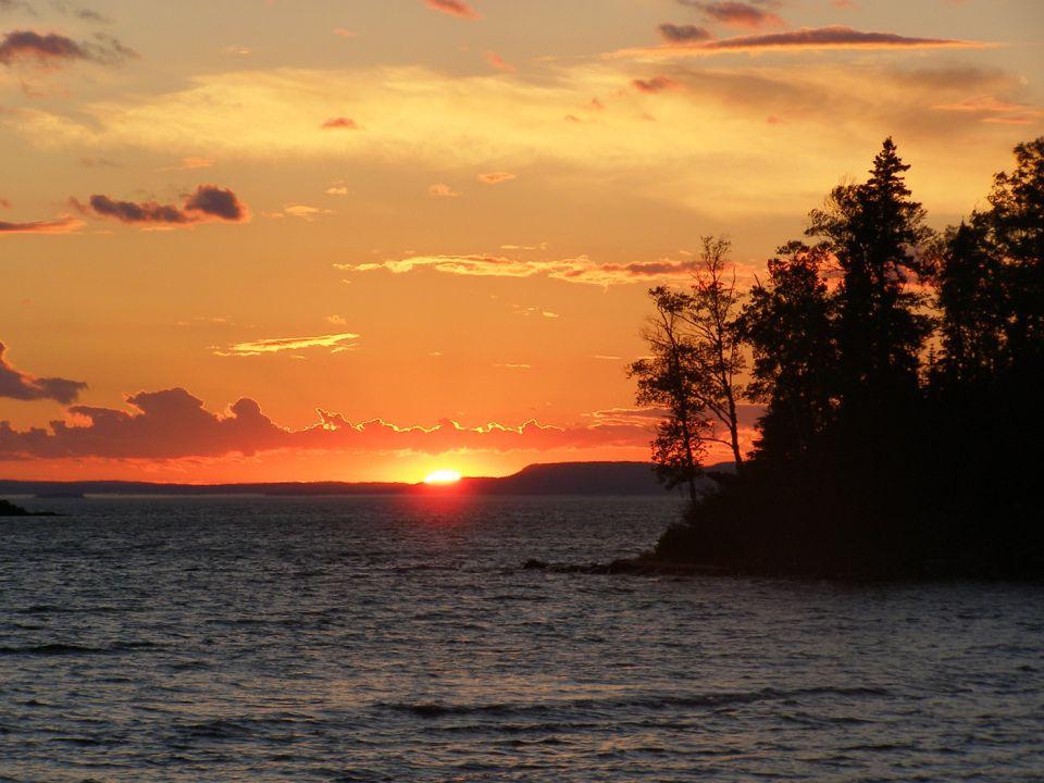 Isle Royale National Park, Lake Superior, Michigan