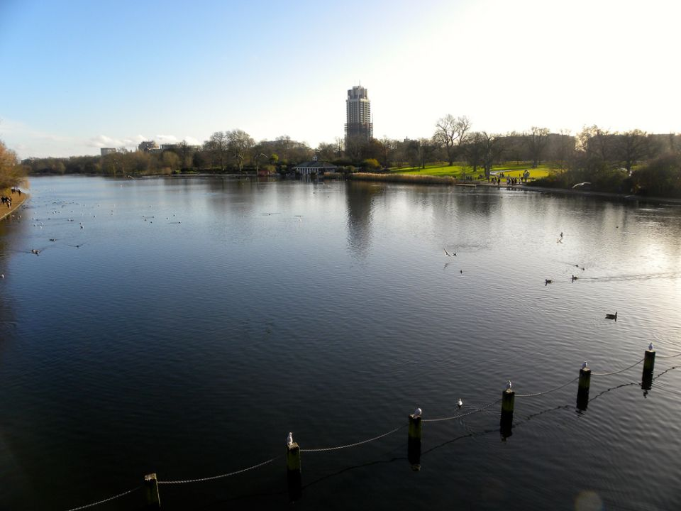 Serpentine, Hyde Park