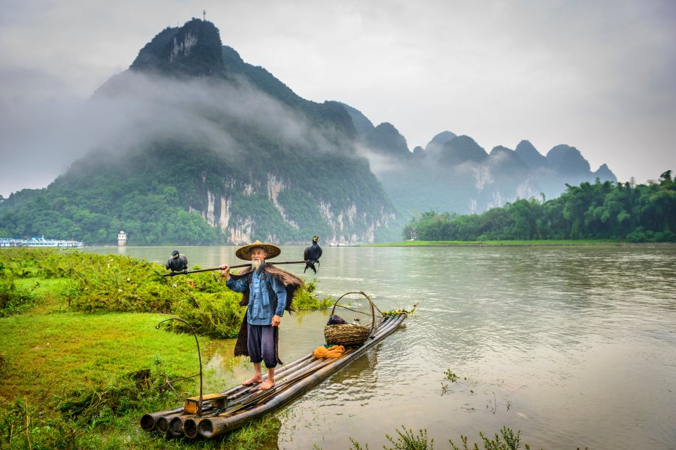 Parc National de Guilin (Chine)