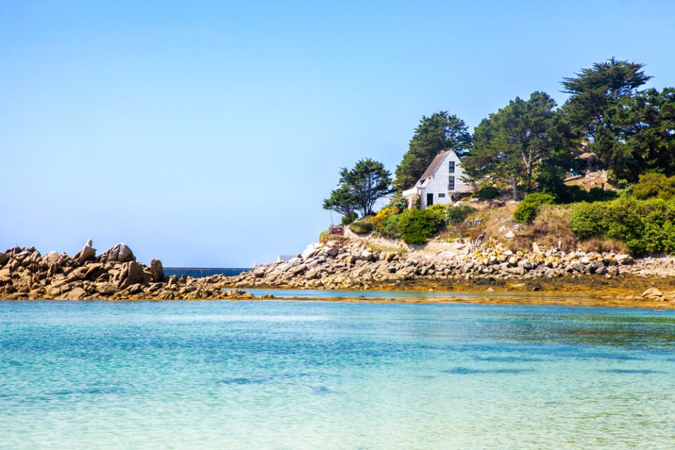 2 - L'île de Batz, Finistère