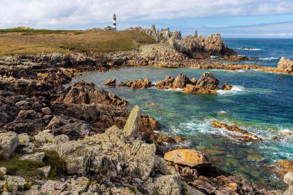3 - L'île d'Ouessant, Finistère