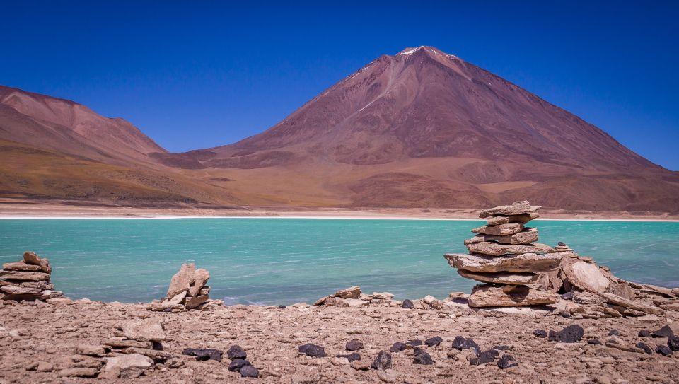 Lagon vert, Bolivie