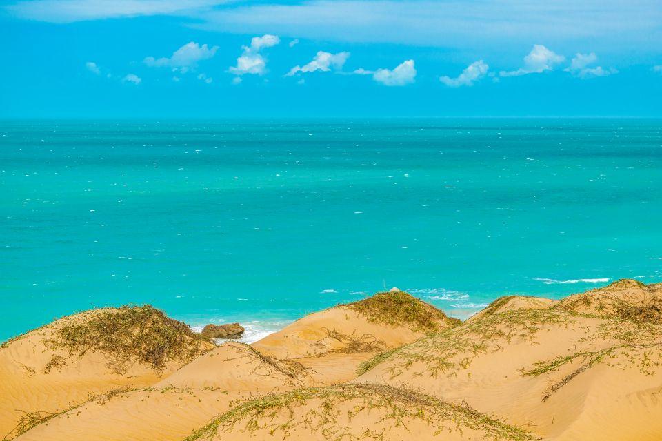 Les dunes de Jericoacoara, Brésil