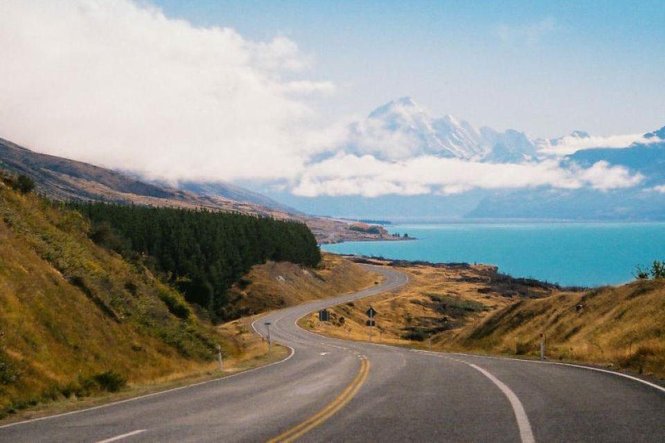 Una ruta a los pies del Monte Cook