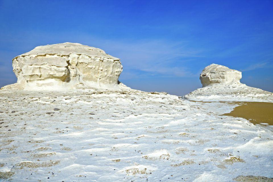 White Desert, Farafra depression, Egypt