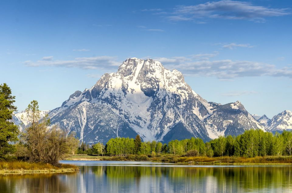 Best for hikers: Grand Teton National Park