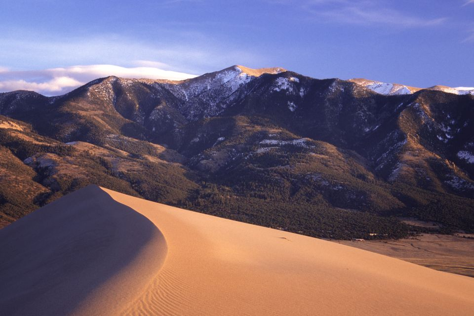 Best for adventurers: Great Sand Dunes National Park