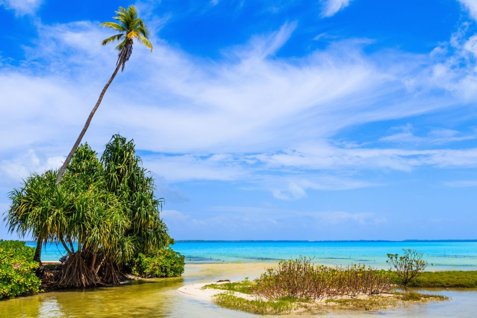 13) Les îles Kiribati