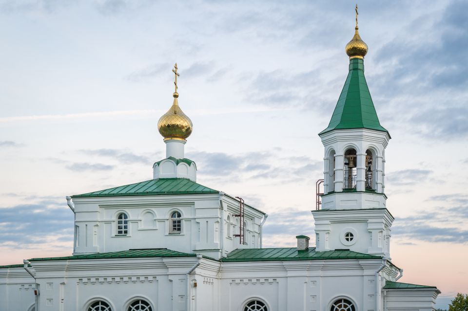 15) La Biélorussie