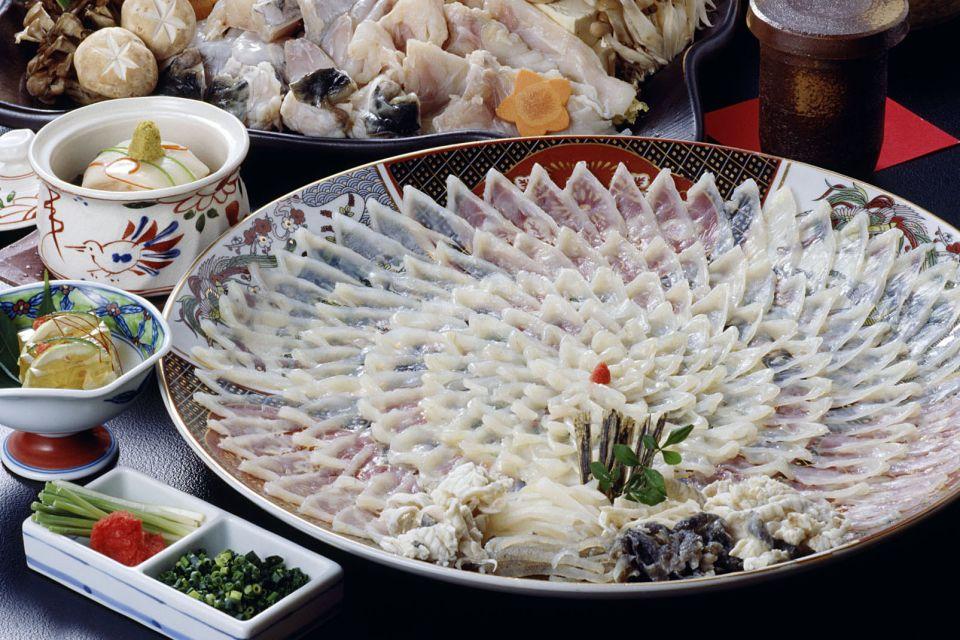 3) Le fugu