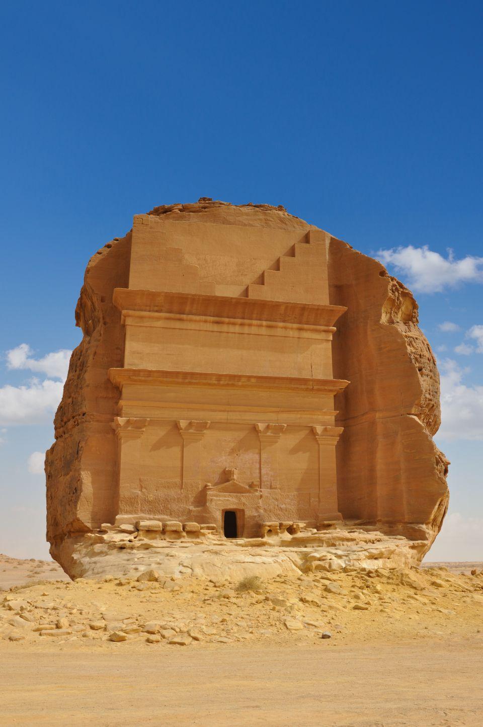 Qasr Al Farid - Arabia Saudita