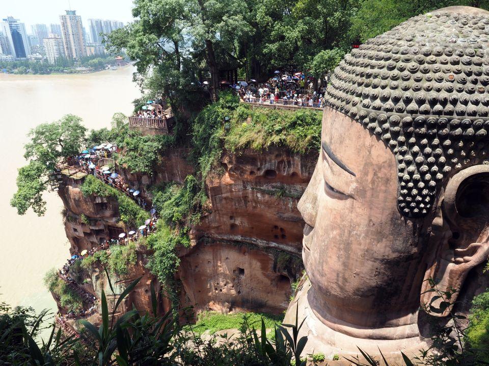 Buddha Leshan - Cina