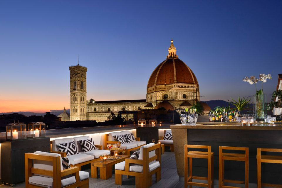 The Grand Hotel Florence