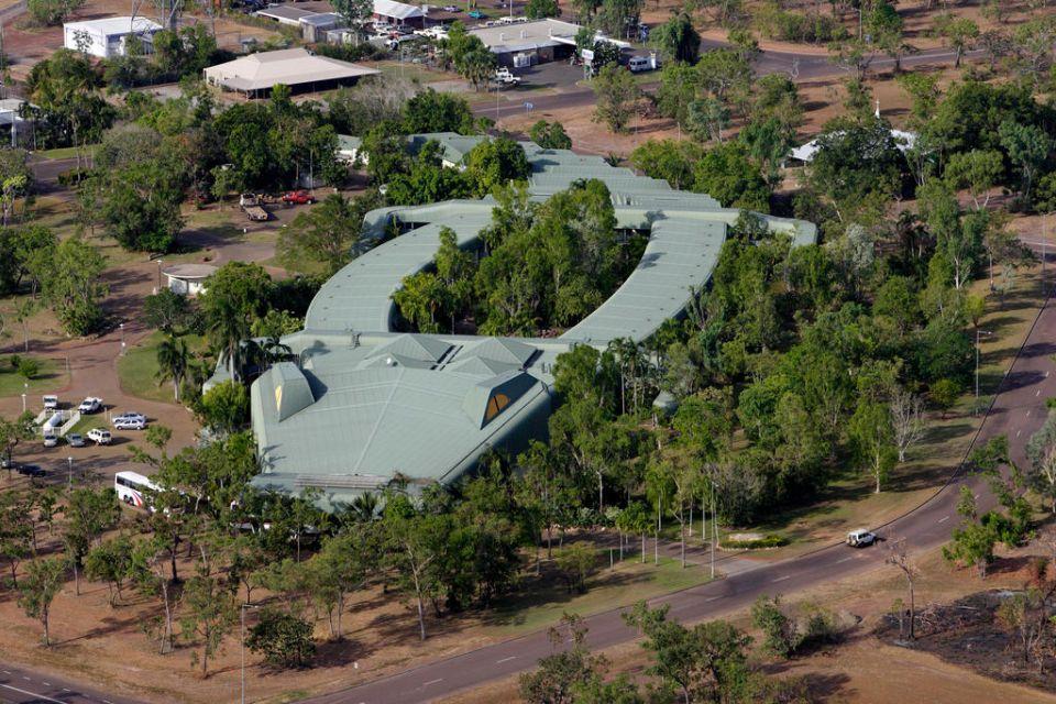 Le Mercure Kakadu Crocodile Hotel, au coeur de la nature