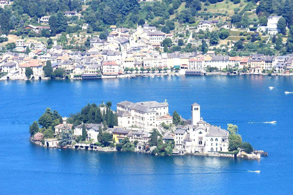 Isla Giulio, Italia
