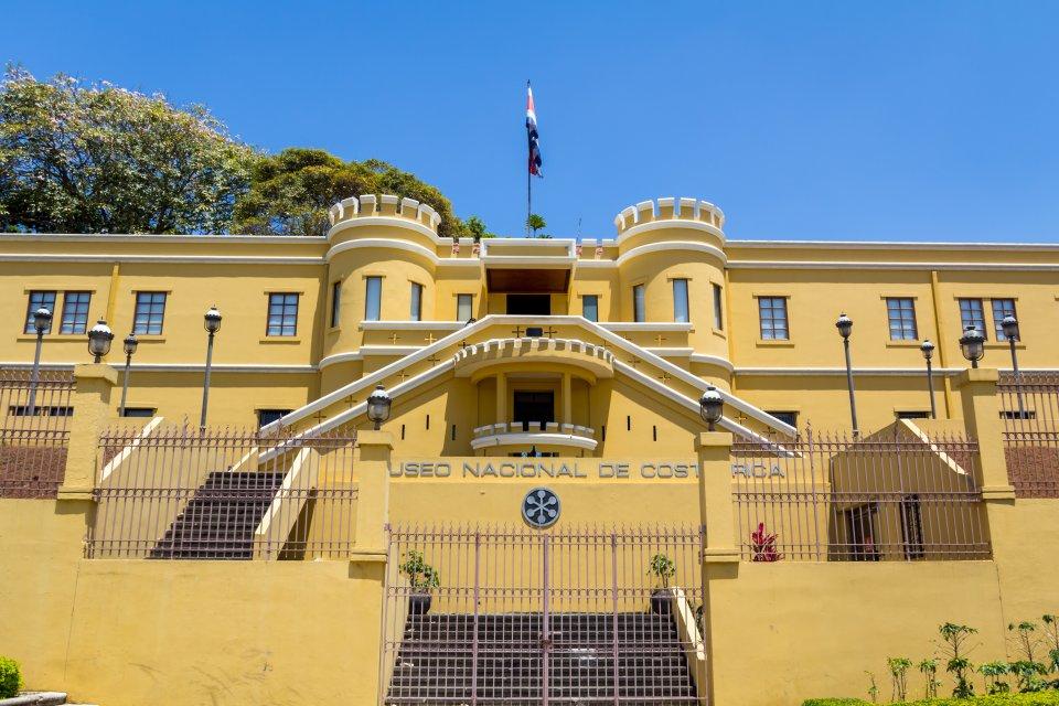 5) Le Musée National du Costa Rica