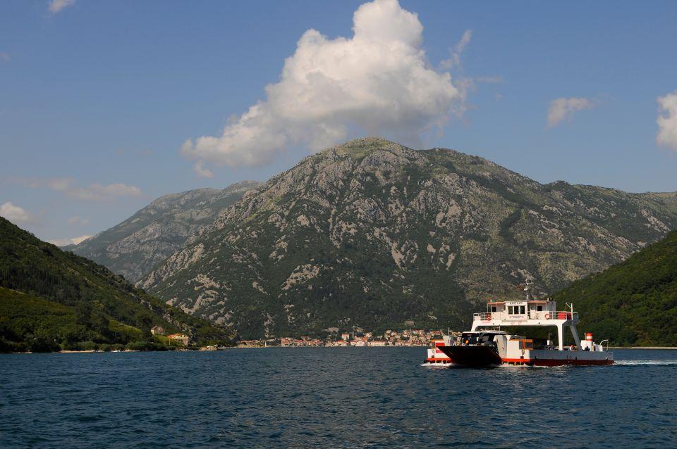 Balade en ferry