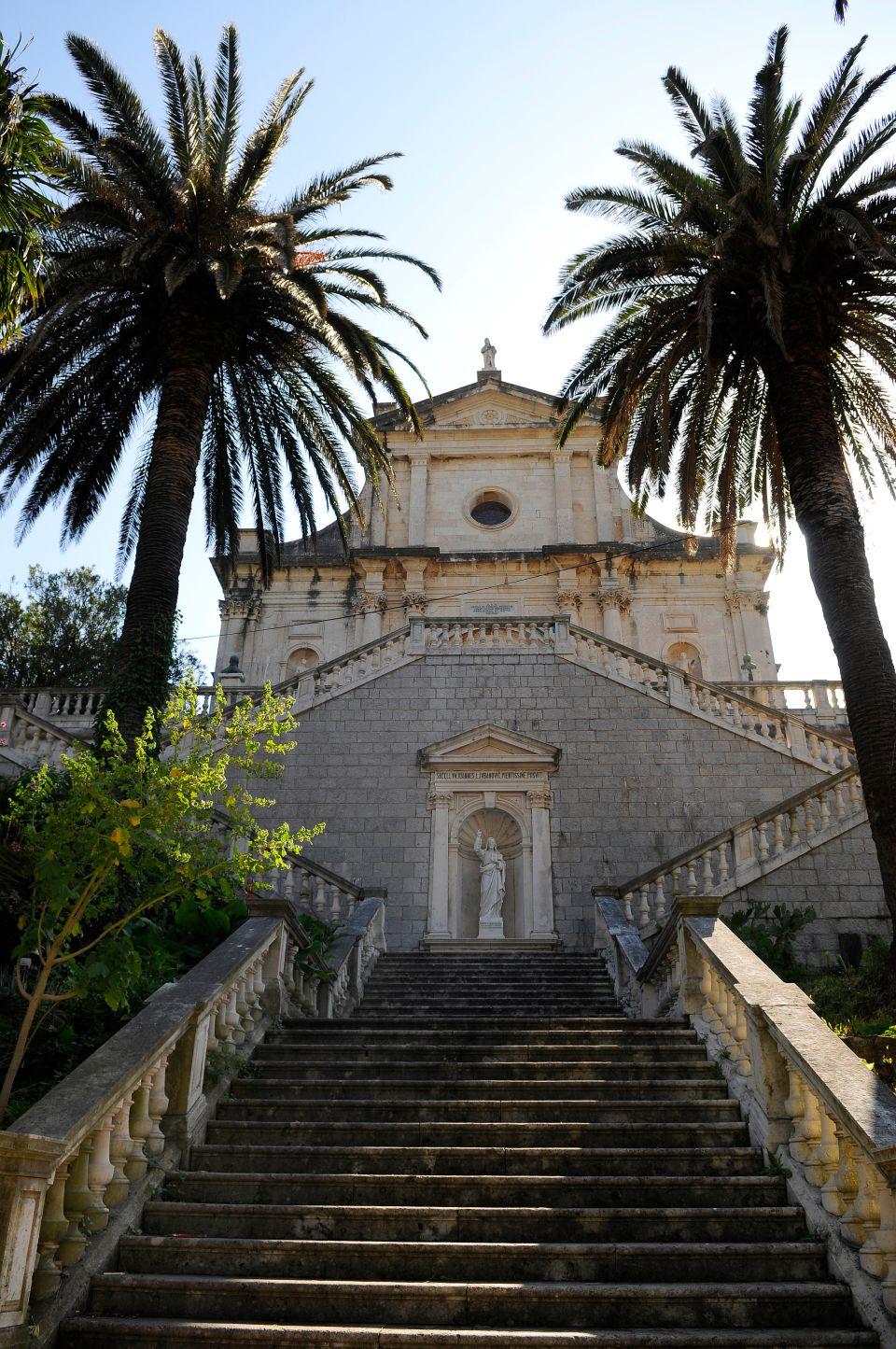 L'église de Prcanj