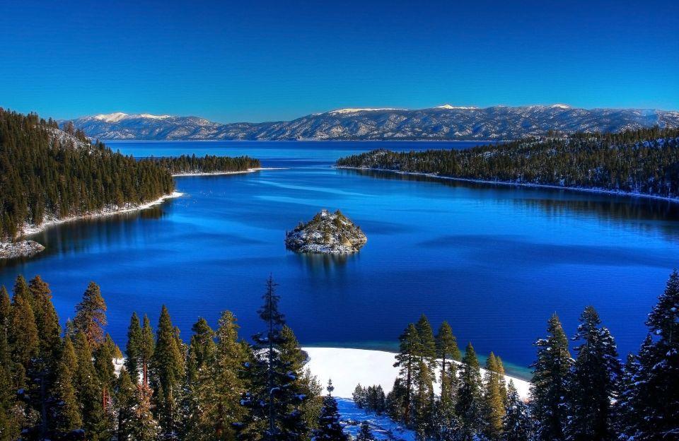 Lac Tahoe, Etats-Unis