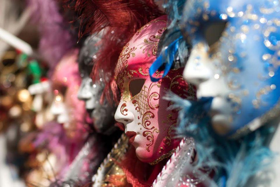 Carnaval de Venise, Iltalie