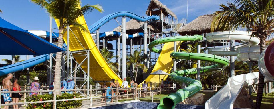 Le parc aquatique du Framissima Memories Splash