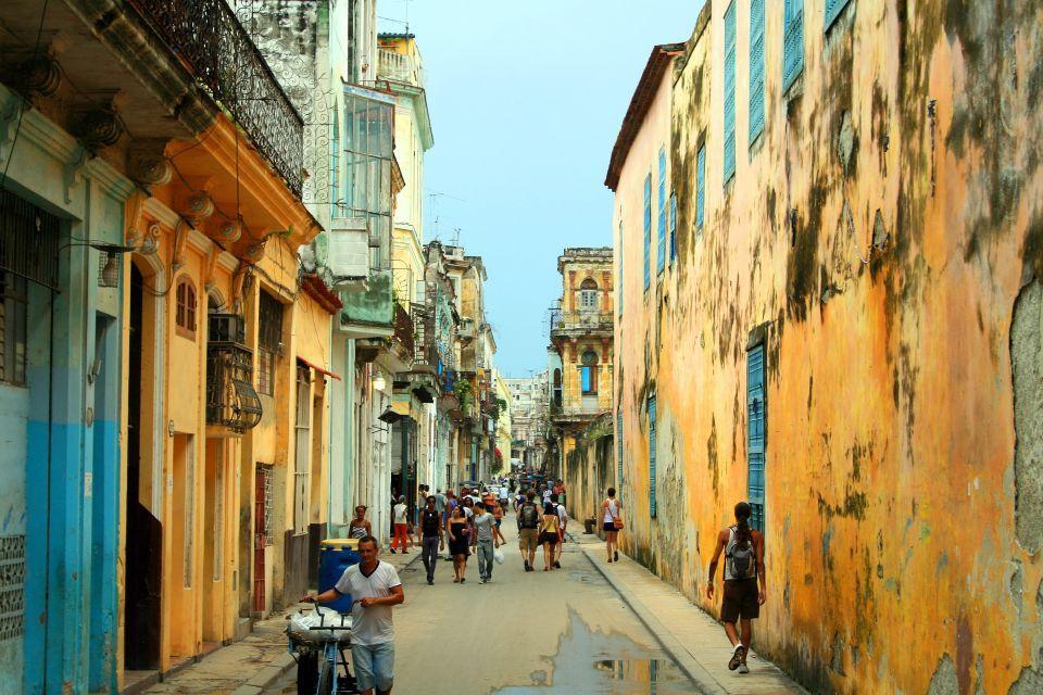 El cotidiano en la Habana